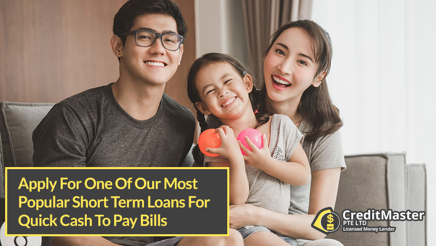 Best Short Term Loans >> Apply Quick Cash Short Term Loans 2019 In Singapore Creditmaster