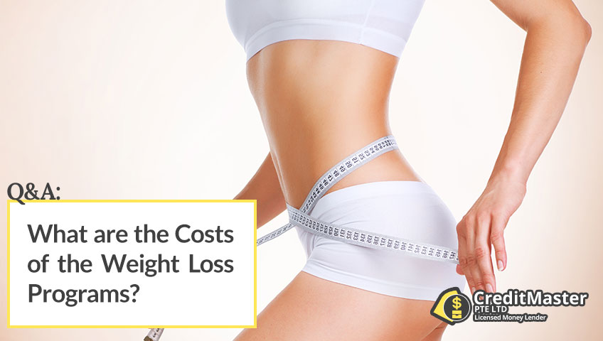What are the Costs of the Weight Loss Programs?