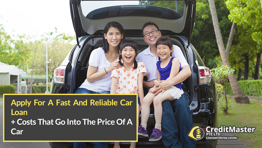 The Costs That Go Into A Car And How A Car Loan Can Help You Fund Your Car Purchase Singapore 2020