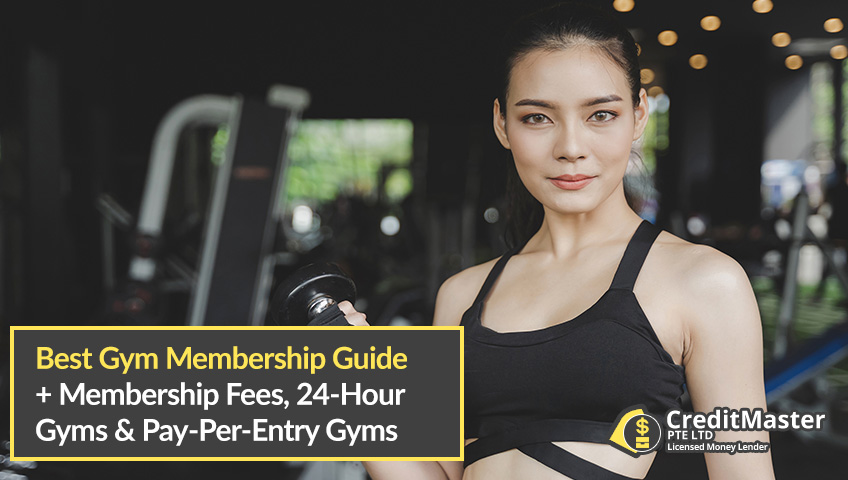 Best Gym Membership Guide In Singapore With Pay-Per-Entry And Membership Fees (2020 Edition)