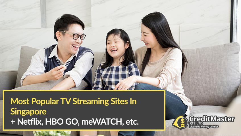 Most Popular TV Streaming Sites In Singapore