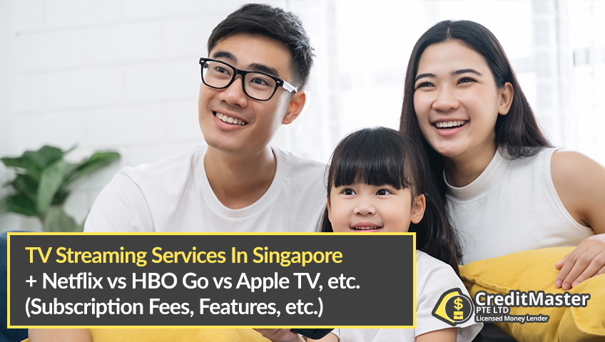 Your Guide To The Latest TV Streaming Services In Singapore 2020: Netflix Vs HBO Vs Viu Vs Apple and More