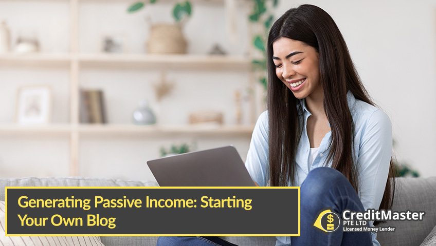 Generating-Passive-Income-Starting-Your-Own-Blog-CreditMaster