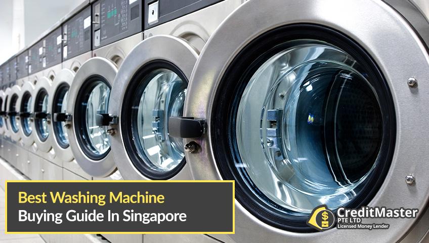 Best Washing Machine Buying Guide In Singapore (2021 Update)