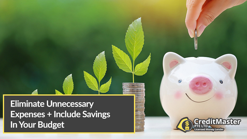 Eliminate-Unnecessary-Expenses-And-Include-Savings-In-Your-Budget-CreditMaster